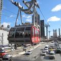 Kötélpálya a városban 1.: Roosevelt Island Tramway