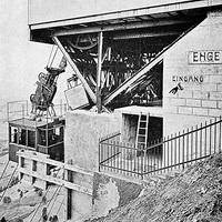 Wetterhorn-Aufzug: azaz Svájc legelső személyszállító kötélpályája
