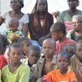 Megérkezés Nigériába
