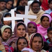 Egy pakisztáni keresztény nő üzenete az európai keresztényekhez