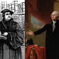 Luther antiszemitizmusa vs. Washington rabszolgatartása