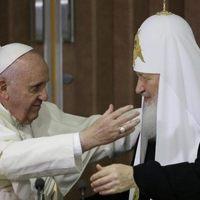 Ferenc és Kirill: a találkozó egyházpolitikai háttere és a nyilatkozat elemzése