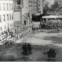 Fasori diákok az első világháborúban
