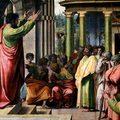 Itt prédikált Pál!