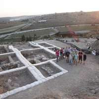 Ősi kánaáni templomot találtak Baál isten szobrával