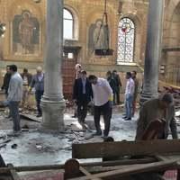 Robbantás volt egy egyiptomi kopt keresztény kápolnánál
