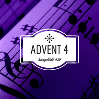 Hangolódó #20 | Advent 4 - Kinczler Zsuzsanna