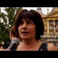 Evangélikus lelkészek flashmobja - Videó