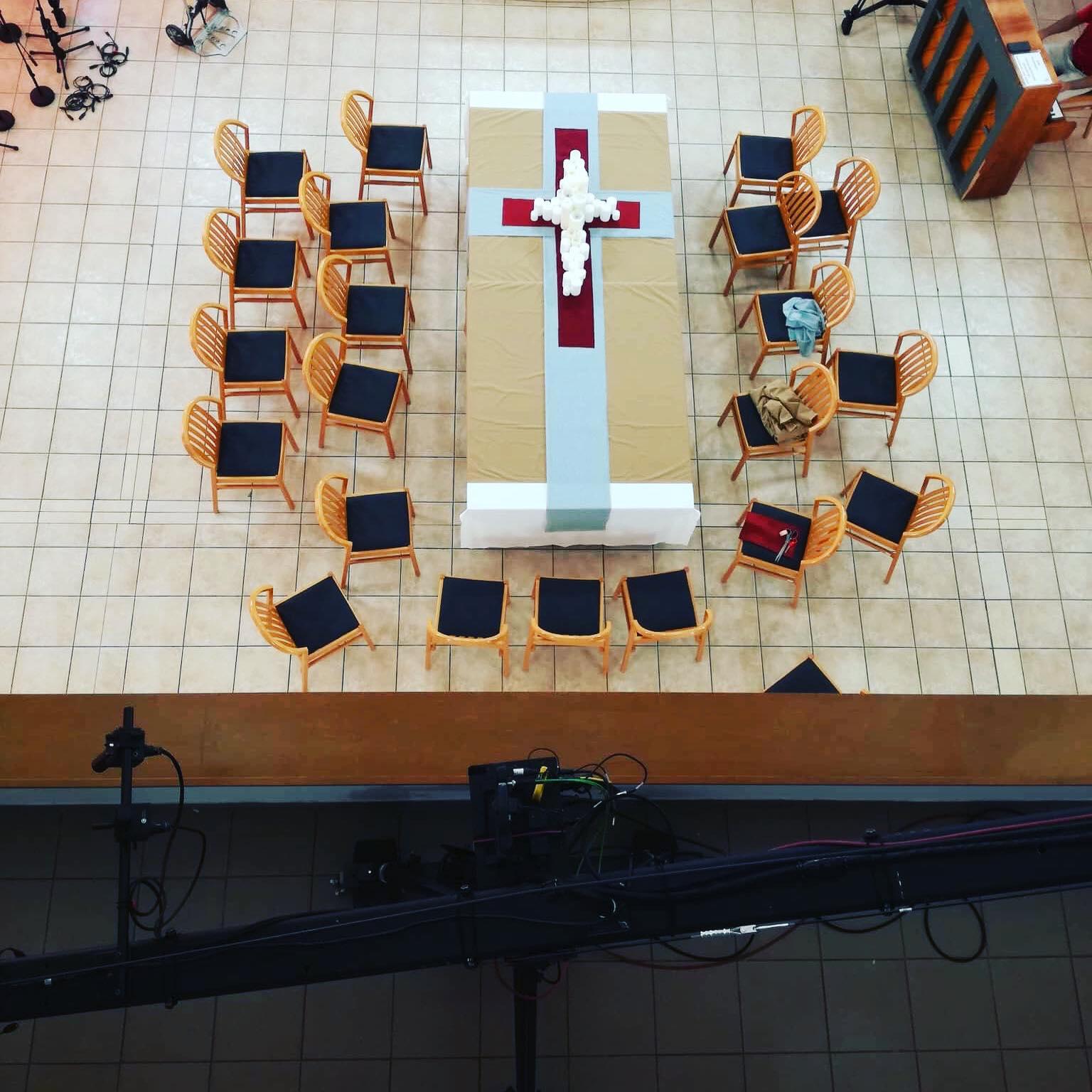 Asztalközösség - Egy màsik istentisztelet