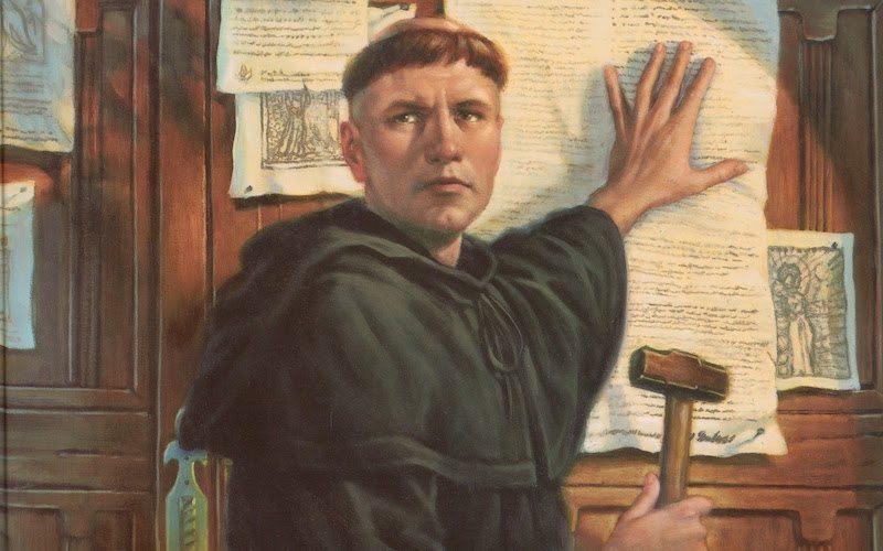 Luther másként
