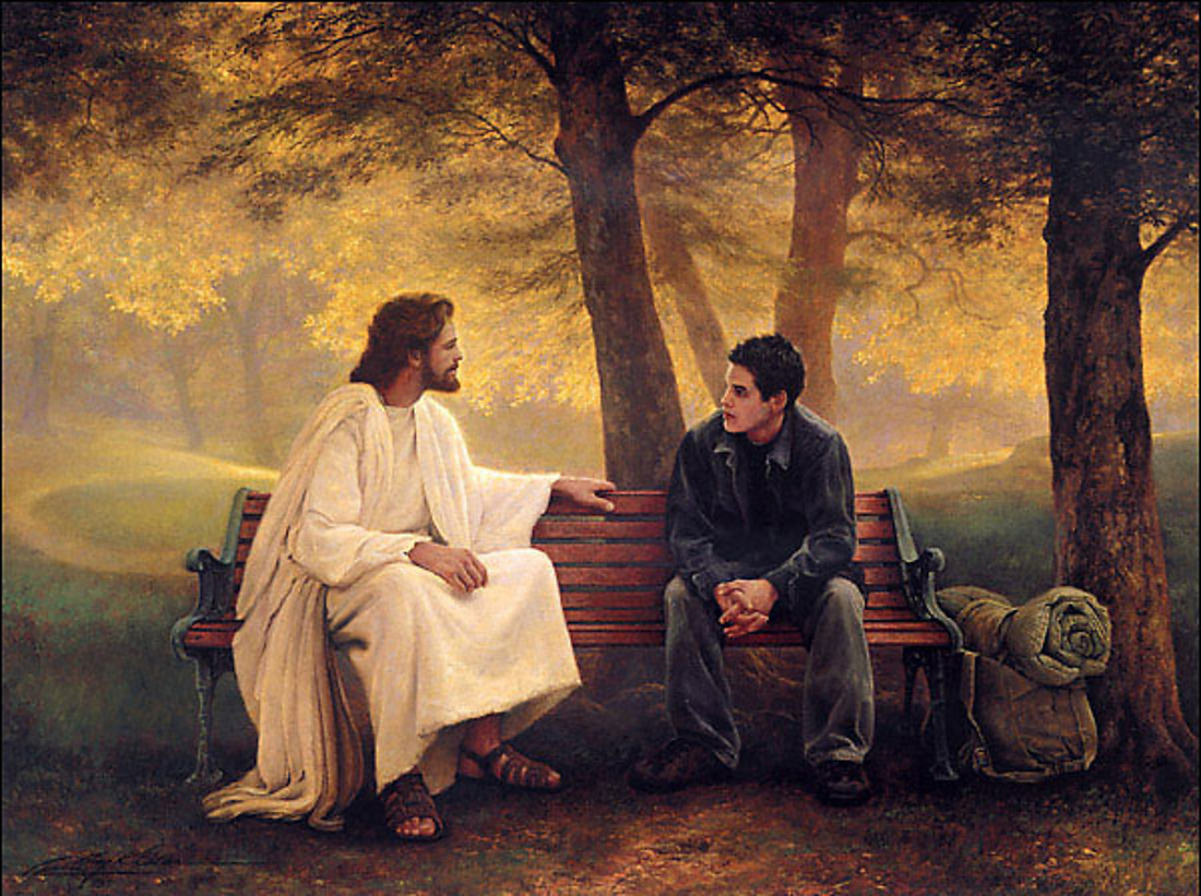 Beszélgetés Istennel egy dalszöveg kapcsán