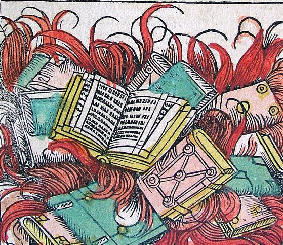 Bezúzás, pusztítás – Miért égetnek könyveket?