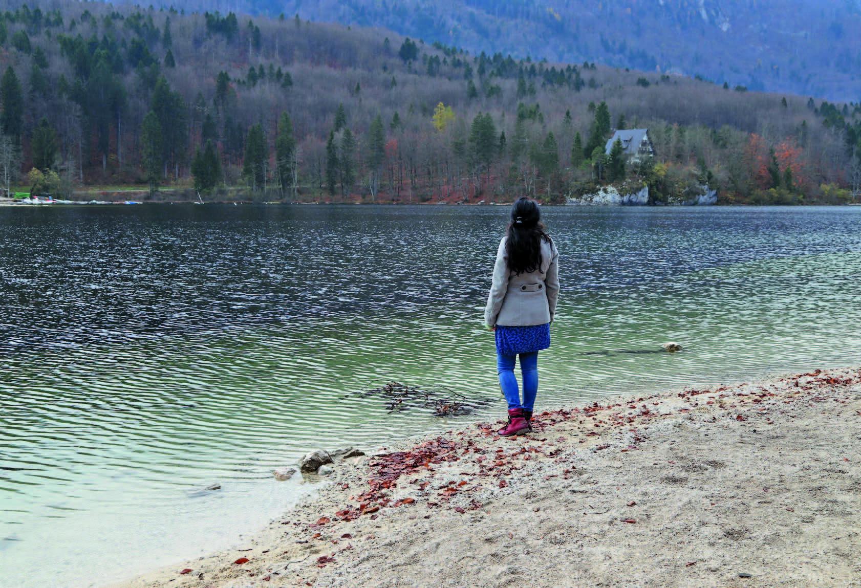 Egy írónő vallomásai – Tőle jöttem, általa élek, hozzá megyek