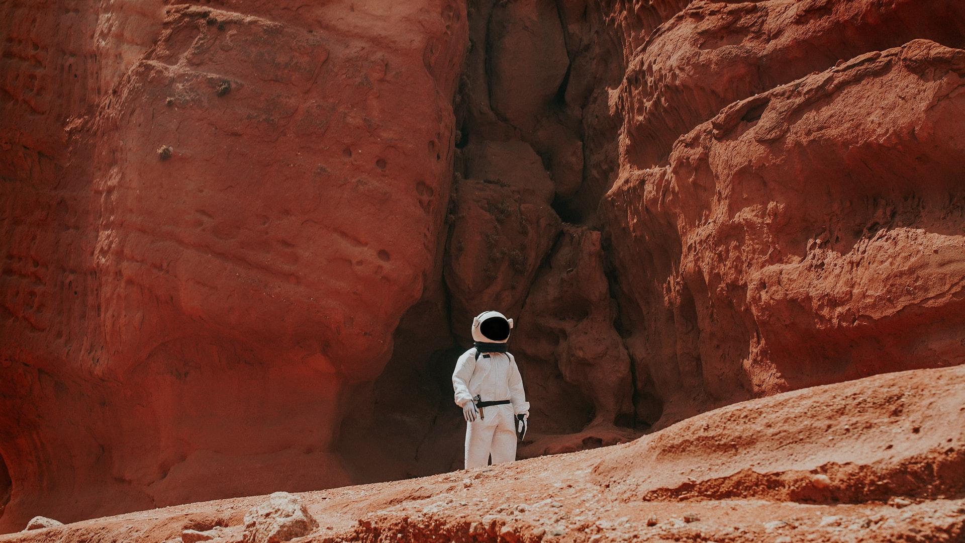 Jézus a Marson, avagy van Isten egy másik bolygón?