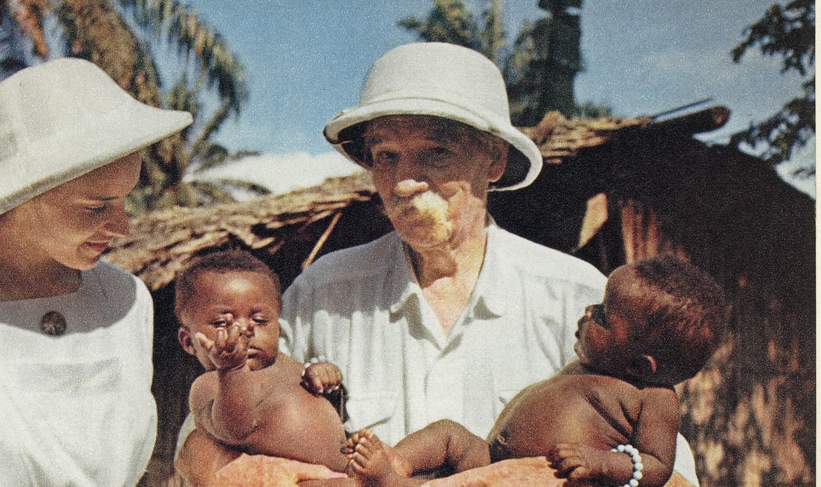Albert Schweitzer, a szenvedők tudós szolgája