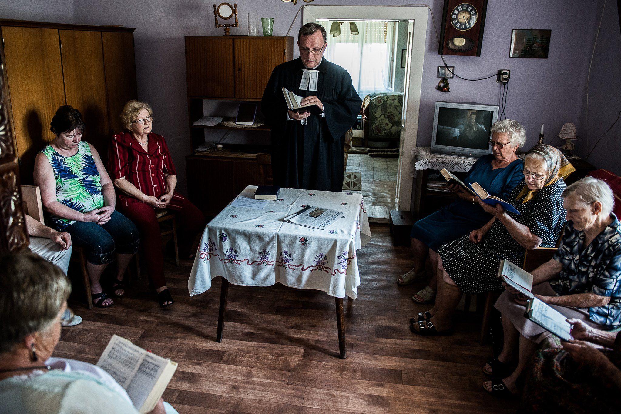 Tanyavilág – a világ legjobb fotói a megújuló Evangélikus Élet magazinban