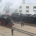 X. mozdony grand prix, VI. étkezőkocsi-találkozó és I. krampácsverseny a tízéves vasúttörténeti parkban