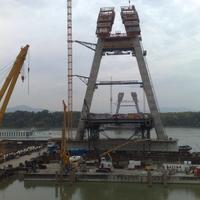 A Colbert hídon jártam