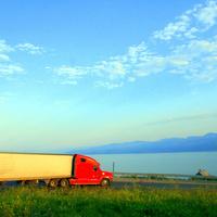 Kamion kanyarodik a Bajkálhoz - NKPK 13.