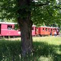 Nosztalgia-motorvonat a bezárt cseh vonalon – NKPK 85.
