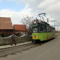 Villamos Nagyszebenből Resinárra – NKPK 65.