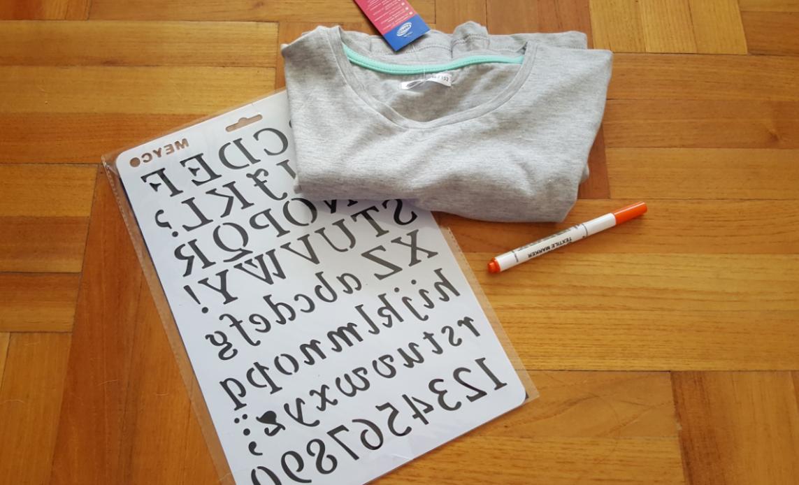 5f3f421b99 DIY szülinapi póló - Kovács-Műhely