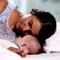 Ha a szülővel alszik a gyerek