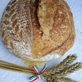 Kenyérünnepre egy igazi ünnepi kenyér