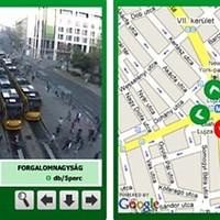 Budapest ON-LINE webkamerái