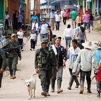 Betiltott istentiszteletek Kolumbiában