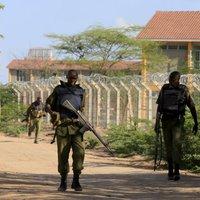 Keresztény egyetemen mészároltak Kenyában: 147 halott