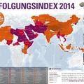 Az Open Doors jelentése szerint ismét fokozódott a keresztényüldözés