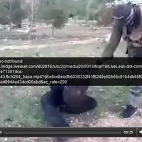Szír ellenzékiek lefejeztek három szerzetest