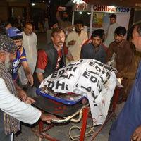 Iszlám Húsvét.Kiirtottak egy keresztény családot Pakisztánban.