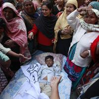 Katolikus és protestáns templomnál robbantottak Pakisztánban.14 halálos áldozat, sok sebesült