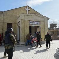 Metodista templomban robbantotta fel magát egy férfi Pakisztánban