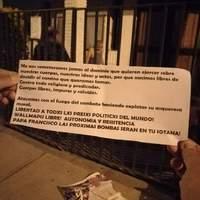 Bombatámadás ultraliberális jelszavakkal Chilében három templomban a pápa látogatása előtt