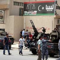 Kiűzetés Líbiából