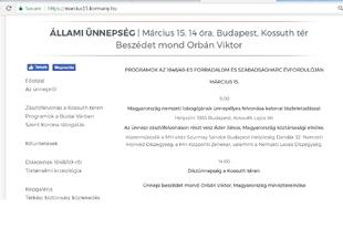 Akkor most már az állam hivatalosan is egyenlő Orbánnal?