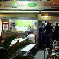 Tel Aviv - a street food őshazája