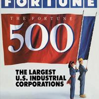Térképen a Fortune 500 az USA-ban
