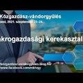 Makrogazdasági kerekasztal - 2021. szeptember 24., péntek 14.00 óra