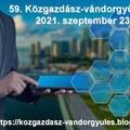 Nyitó plenáris ülés - 2021. szeptember 23., csütörtök 10.00 óra