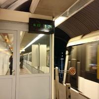 Csigalassú a kettes metró