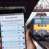 100 Intercity-vonatra nem fértek fel az utasok az ünnepek kezdete óta
