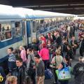 Ismét 50 Intercity-vonatra nem fértek fel az utasok a hosszú hétvégén