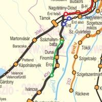 Százhalombattai vasútfelújítás: félmunkát végzett a Nemzeti Infrastruktúra Fejlesztő