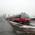Félreállítva pusztulnak a MÁV-Start modern motorvonatai is