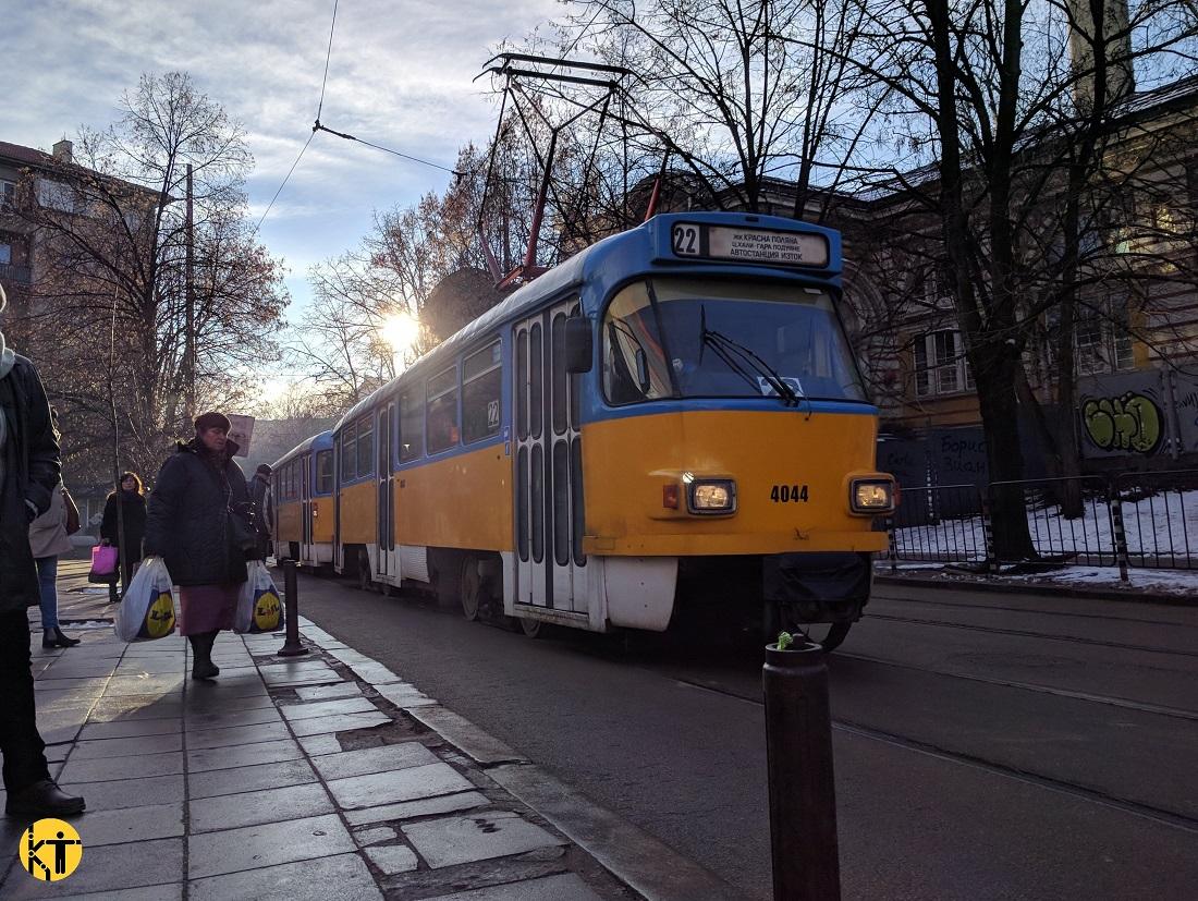 Ex-lipcsei Tatra T4D-M