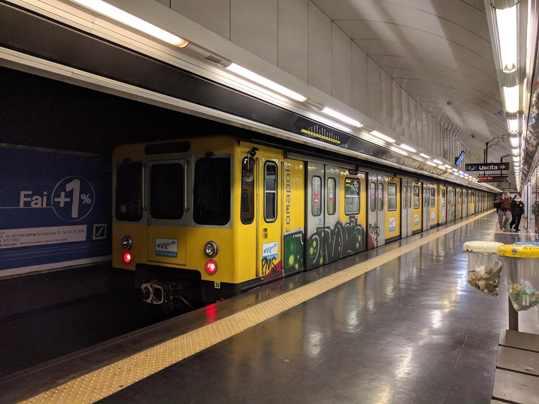 A metró még egészen kiszámítható és megbízható
